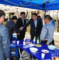 고잔1동 바르게살기위원회 바자회(04.25)