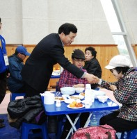 초지동 바르게살기위원회 바자회(12.05)