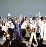 제74주년 광복절 경축식(08.15)