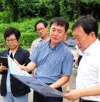 LH매입 임대주택 현장방문(08.04)