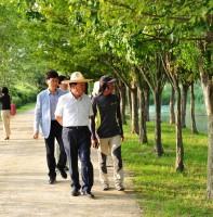 안산갈대습지공원 현장점검(08.06)