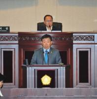 제 7대 안산시의회 개원식(07.02)