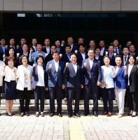 제8대 안산시의회 개원식(07.04)