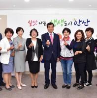 여성위원회 접견(05.27)