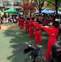 사1동 어린이날 행사 격려(5.5)