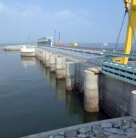 안산시화조력발전소 전경(08.22)