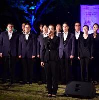시립합창단 숲의도시안산 비전선포3주년 숲속작은음악회 (10.11)