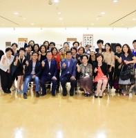 안산 여류 서예작가회전 오픈식(08.21)