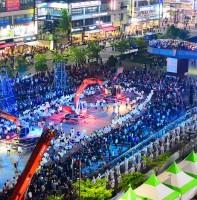 안산국제거리극축제 개막식(05.05)