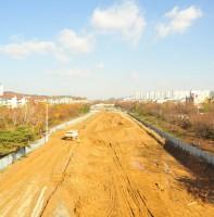수인선 지하철 공사현장(11.14)