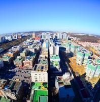 안산시 재건축 및 호수공원 고잔동 성포동 풍경(12.06)