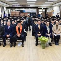 제14회 단원구지회 노인대학 졸업식(11.28)