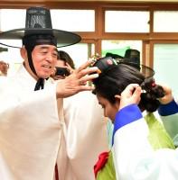 다문화 청소년과 함께하는 전통 성년례(06.08)