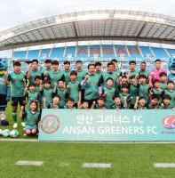 안산그리너스FC VS 아산 무궁화프로축구단 축구경기 관람(07.07)