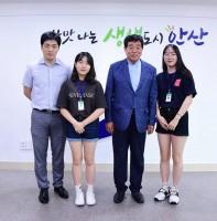 안산타임스 안산꿈의신문 한생기자 인터뷰(07.27)
