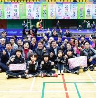 2018 안산 워라밸 전국오픈 탁구대회(11.17)