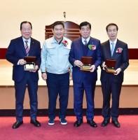 한국노총 2019년도 신년인사회 및 창립30주년 기념식(01.24)