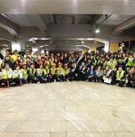 범죄로부터 안전한 안산 상록수역광장 합동캠페인(09.25)