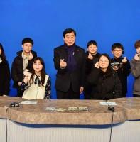 안산시생생드리머학생기자단 KBS 꿈꾸는 방송학교 교육(02.26)