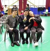 제1회 안산시 스페셜 올림픽(11.17)