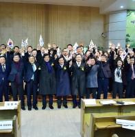 안산시 기독교연합회 3.1절 100주년기념 감사예배(02.24)