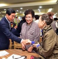 제23회 노인의 날 기념 단원 경로위안잔치(10.11)