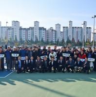 안산시장배 테니스 대회 (11.12)