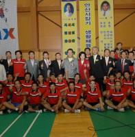 안산시장기 생활체육 배드민턴대회(10.5)