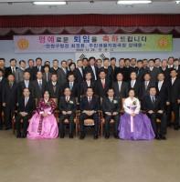 최정환 단원구청장, 강대윤 주민생활지원국장 명예퇴임식