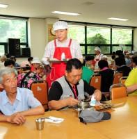 무료경로식당 배식봉사(07.05)