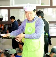 무료경로식당 배식봉사(11.01)