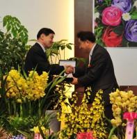 안산시 기동교연합회 제34대회장단 이취임식(12.20)