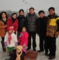본오1동 우리동네 얼음 썰매장 방문(01.12)
