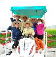 2015 풍년농사기원 모내기시연(05.15)