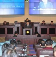 199회 안산시 의회 임시회(01.29)