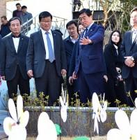 상록수공원 문화공간 조성사업 준공기념행사 봄이오는 날(03.08)