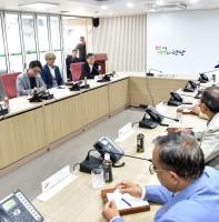 방글라데시 대표단 방문 부시장님(10.28)