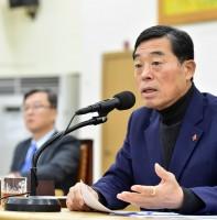 확대간부회의 및 김진표 의원 특강(01.31)