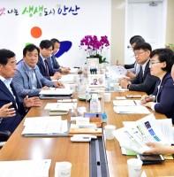 과기부 차관 강소특구 현장 방문(07.08)
