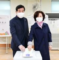제21대 국회의원선거 투표(04.15)