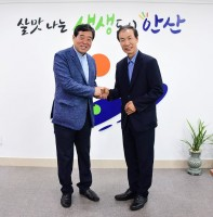 안산노동지원청 안산시청 방문(07.18)