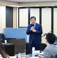 안산시 장애인복지위원회 임명장 수여식(01.30)