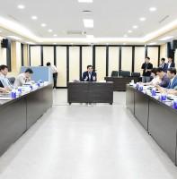 시화지구(대송단지) TF팀 회의(07.31)