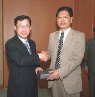 중국 안산시 교육계 대표단 방문